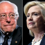 Bernie Sanders Challenges Hillary Clinton from the Left