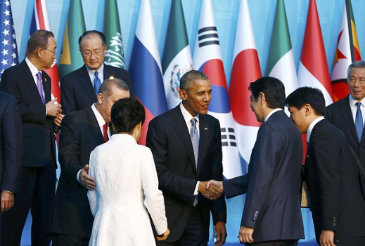 Obama Snubs Iraqi Prime Minister at G7, ISIS Then Taunts